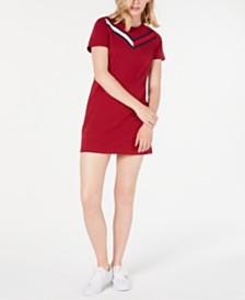 Tommy Hilfiger Sport  Striped T-Shirt Dress