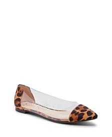 Jessica Simpson Zayra Pointed Toe Flats