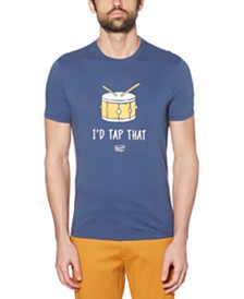 Original Penguin Men's I'd Tap That Graphic T-Shirt