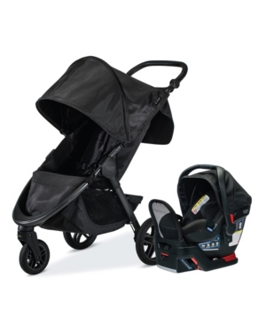 Britax B-Free and Endeavours Travel System