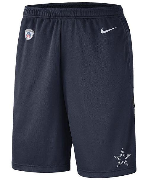 Nike Men's Dallas Cowboys Coaches Shorts