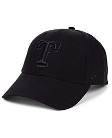 Texas Rangers Black Series MVP Cap