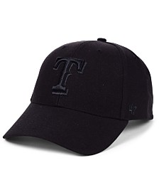 '47 Brand Texas Rangers Black Series MVP Cap