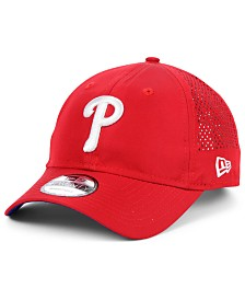 New Era Philadelphia Phillies Core Perf Pivot 9TWENTY Adjustable Cap