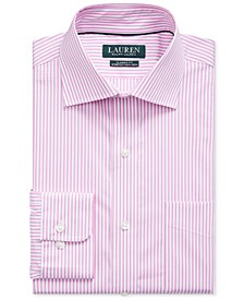 Men's Pink Stripe Dress Shirt