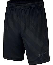 Big Boys Dri-FIT Breathe Academy Soccer Shorts
