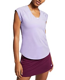 Nike Court Pure Dri-FIT Tennis Top