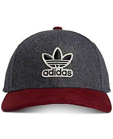 adidas Men's Originals Colorblocked Logo Hat