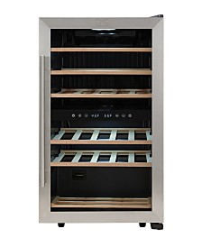 Kalorik 29 Bottle Wine Cooler
