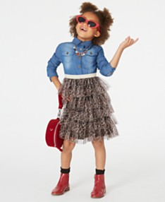 5f7c74a7a5f7c 3T Toddler Girl Clothes - Macy's