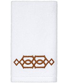"""Geo Cotton 12"""" x 18"""" Fingertip Towel"""