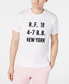 Men's R.F. Appliqué Graphic T-Shirt