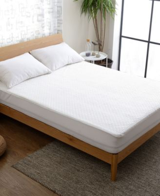 Cool Touch Air Flow Waterproof Twin Mattress Protector