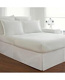 Fresh Ideas Poplin Tailored Full Bed Skirt