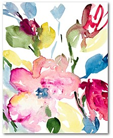 Spring Flowers Gallery-Wrapped Canvas Wall Art Collection