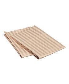 Superior 650 Thread Count Cotton Stripe Pillowcase Set - Standard