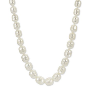 Macy's Baroque Cultured Freshwater Pearl 18