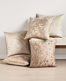 Small World Home Textured Shine Pillow Collection