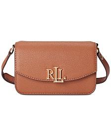 Lauren Ralph Lauren Madison Pebbled Leather Convertible Belt Bag