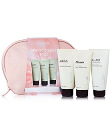 Ahava 4-Pc. Dead Sea Minerals Face Mask Set