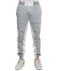 Sean John Men's Colorblocked Jogger Pants