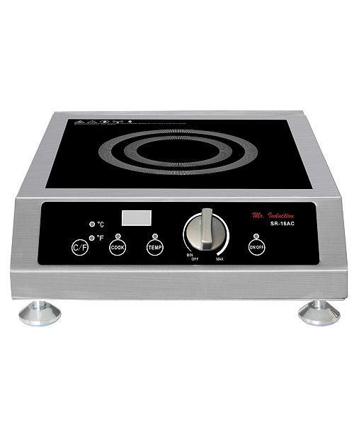 SPT Appliance Inc. SPT 1800 Watt Commercial Induction Countertop Range