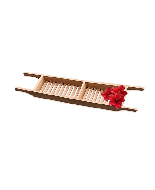 Taymor Teak Bathtub Caddy