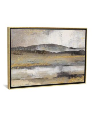 "Rolling Hills by Nan Gallery-Wrapped Canvas Print - 26"" x 40"" x 0.75"""