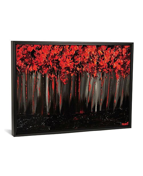 "iCanvas Blossom Ii by Osnat Tzadok Gallery-Wrapped Canvas Print - 26"" x 40"" x 0.75"""