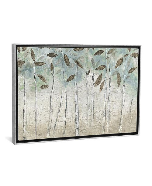"iCanvas Rain Soft Woods by Tava Studios Gallery-Wrapped Canvas Print - 26"" x 40"" x 0.75"""