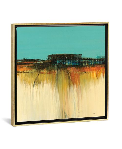 """iCanvas Easy Drifter Iii by Sarah Stockstill Gallery-Wrapped Canvas Print - 18"""" x 18"""" x 0.75"""""""