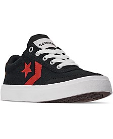 Converse Little Boys Courtlandt Casual Sneakers from Finish Line