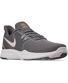 Nike Women's In-Season TR 8 Premium Training Sneakers from Finish Line