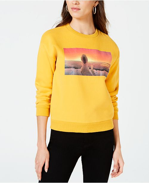 MINKPINK Lion King Graphic Sweatshirt