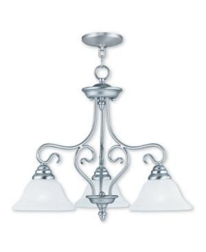 Livex Coronado 3-Light Chandelier