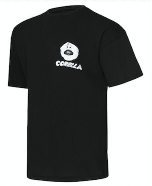 CORELLA BLACK TEE