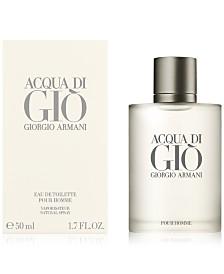 Giorgio Armani Acqua di Gio Eau de Toilette Spray, 1.7 oz.