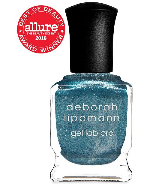 Deborah Lippmann Gel Lab Pro Nail Polish & Reviews - Makeup - Beauty ...