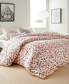 Wild Geo King Comforter Set