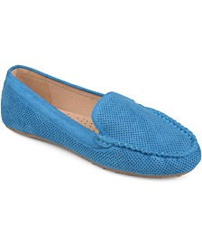 Journee Collection Women's Comfort Halsey Loafers