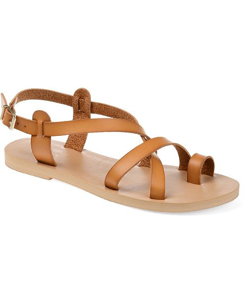 Journee Collection Women's Lucca Sandals