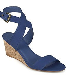 Journee Collection Women's Kaylee Wedges