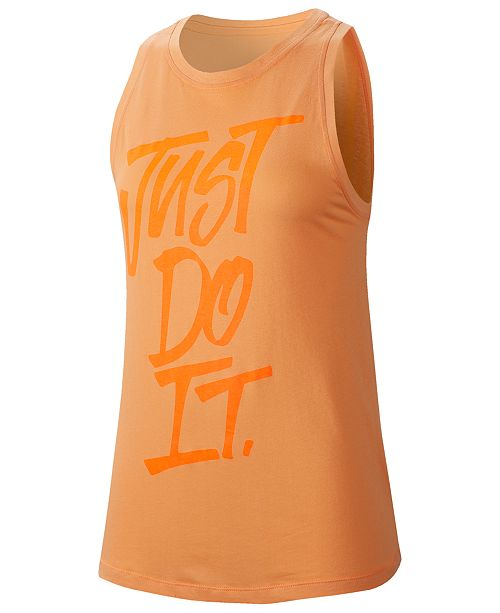 Nike Women's Dri-FIT Just Do It Training Tank Top