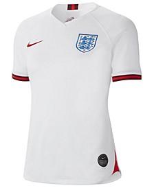 Women's England National Team Women's World Cup Home Stadium Jersey