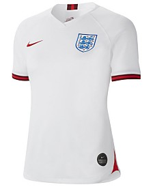Nike Women's England National Team Women's World Cup Home Stadium Jersey