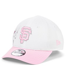 New Era Toddlers & Little Girls San Francisco Giants Minnie Heart 9FORTY Adjustable Cap
