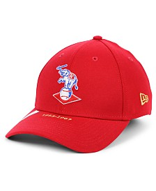 New Era Kansas City Athletics Timeline Collection 39THIRTY Stretch Fitted Cap