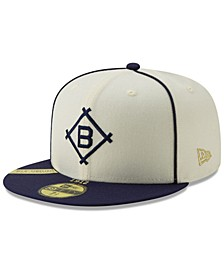 Brooklyn Dodgers Timeline Collection 59FIFTY-FITTED Cap