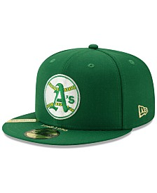 New Era Oakland Athletics Timeline Collection 59FIFTY-FITTED Cap