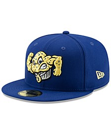 Binghamton Rumble Ponies Theme Nights 59FIFTY Fitted Cap